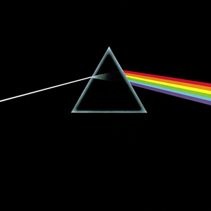 Dark Side of The moon. Designed by Storm Thorgerson, drawn by George Hardie. © Harvest / Capitol