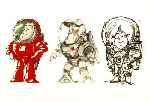 Carter Goodrich, Pixar. © recuperado de: http://sdelgadoraveanimation.weebly.com/ie-character-design.html