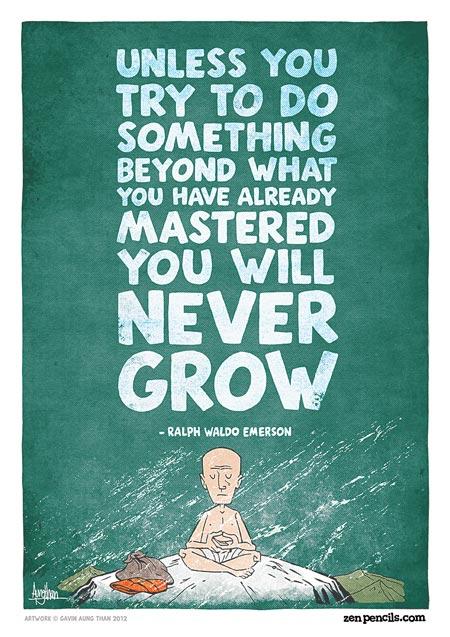 Ralph Waldo Emerson. Gavin Aung Than 2012. © Zen Pencils. http://37.media.tumblr.com/tumblr_mbqbxyASMq1qjluuho1_500.jpg